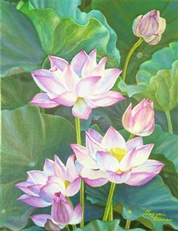Ancient Lotus 1