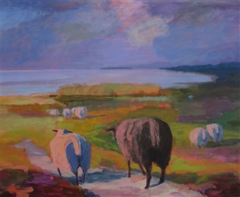 Sheep On The East Side, Fanoe