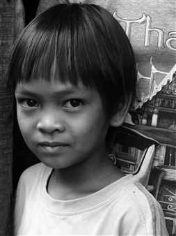 Troubled People 3 - Cambodian HIV+ Children