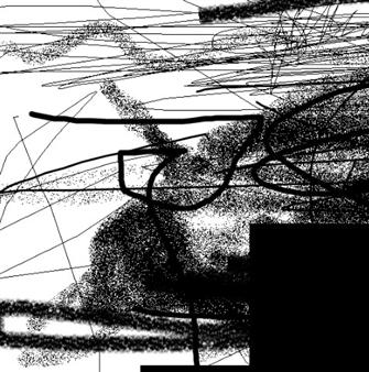 """Side entry Digital Artwork on Canvas 48"""" x 48"""""""