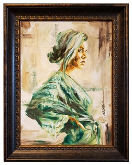 Emerald Robe