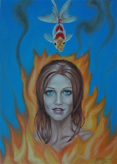 Flaming