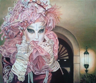 Venetian Mask 7