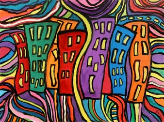 Dancing Buildings