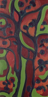 Paradise Tree III. Flora and Fauna.