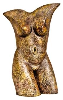 "Venus Bronze 14.5"" x 9.5"" x 6"""