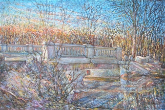 Salem St Bridge Over Ipswich, 7-2