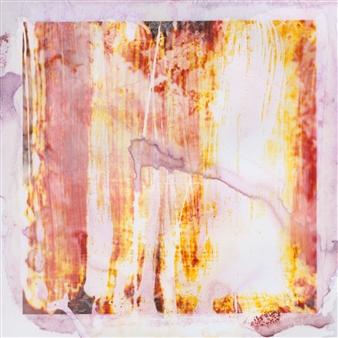"Toxic Garden #6 Photograph on Fine Art Paper 6"" x 6"""
