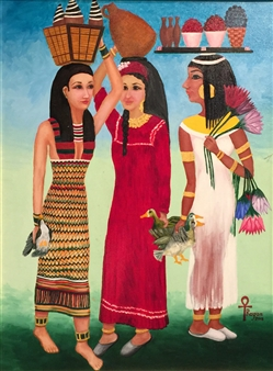Three Egyptian Women