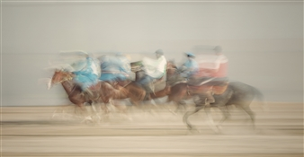 Buzkashi