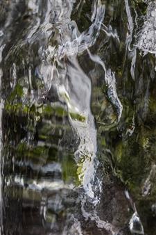 "Glass Moss Metal Sublimated Print 15"" x 10"""