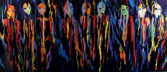 Opus 439-441 triptych