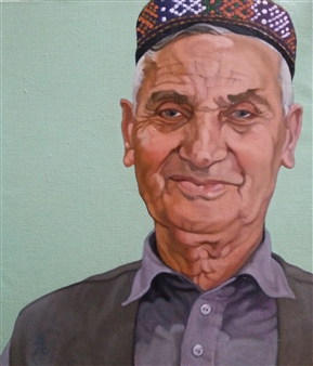 Old Man from Kabul