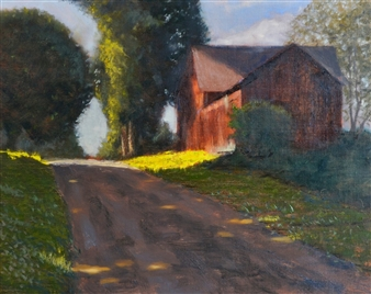 Kent Hollow Road