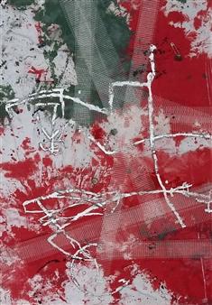 "XX19c Oil on Canvas 32.5"" x 23"""