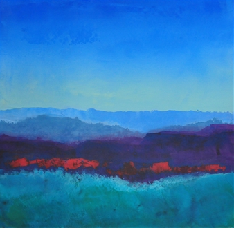 Hills in Vermont