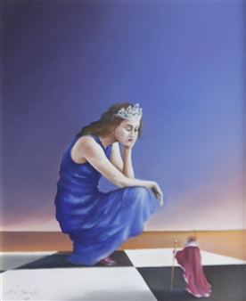 Scacco al Re  (Checkmate the King)