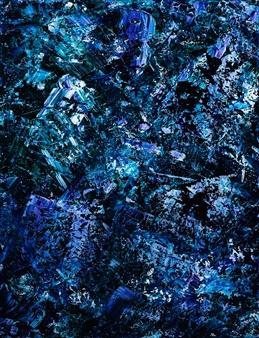 "Dreamweaver Acrylic on Canvas 35.5"" x 27.5"""