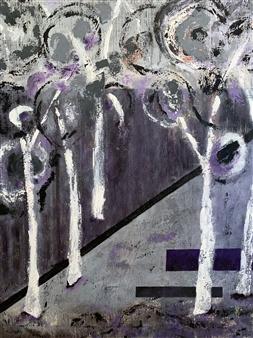 """Shadows Oil on Canvas 30"""" x 24"""""""