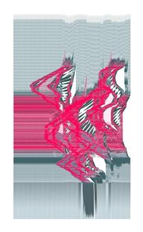 "Beet 9th 14&15 Pigment print on Hahnemühle Photo Rag Baryta 315 gsm 34.3"" x 21.3"""