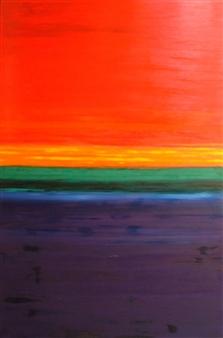 "Daybreak Oil on Canvas 60"" x 48"""