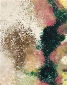 "Spirit Acrylic on Canvas 39.5"" x 31.5"""