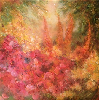Radiance of Flowers, Radiance of Sunny Laughter