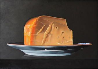 Dutch Old Cheese