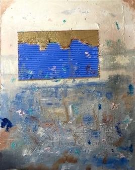 "Untitled #69 Acrylic on Canvas 28"" x 22"""