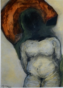 Woman Finding Divinity