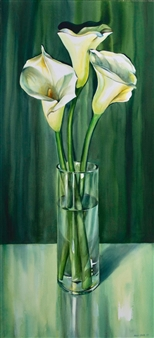 Three Lilies