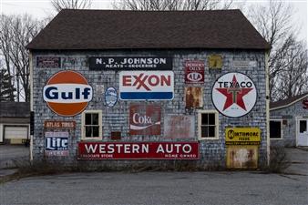 "Orland, Maine. Digital Photography 23.5"" x 35.5"""