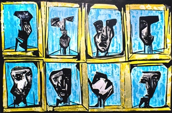 The Lost Faces