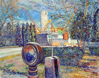 Salem Power Plant