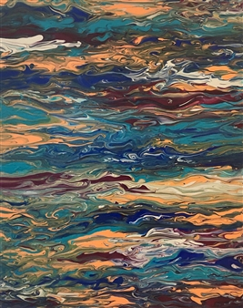 While We Float