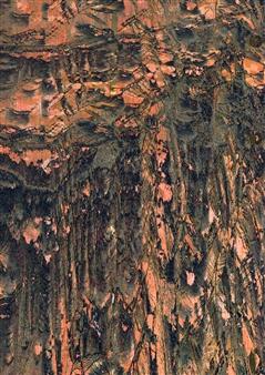 """EarthArt_004 Giclee Print on Paper 33"""" x 23"""""""