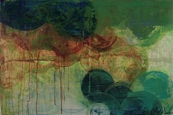 """Closer Acrylic on Canvas 24"""" x 36"""""""
