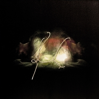"Awakenings 3 Digital Artwork on Canvas 45.5"" x 45.5"""