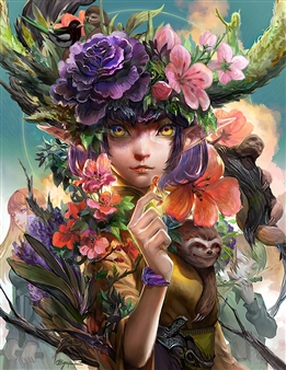 The Flower Spirit