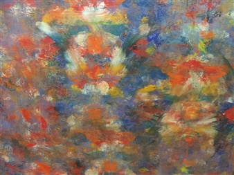 """Spring Oil on Canvas 30"""" x 40"""""""