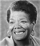 "Maya Angelou ""My mission in life is not merely to survive, but to thrive"""