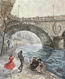 Dancers by Napoleon Bridge