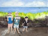3 Boys Fishin'