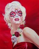 La Catrina, Marilyn Monroe IV