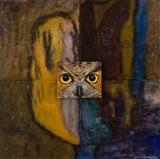 Owl in Dropp Cave