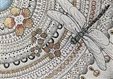 Dragonfly and Mandala
