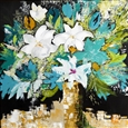 Joëlle Kem Lika - Bruissements Charnels, Bouquet de Fleurs 008
