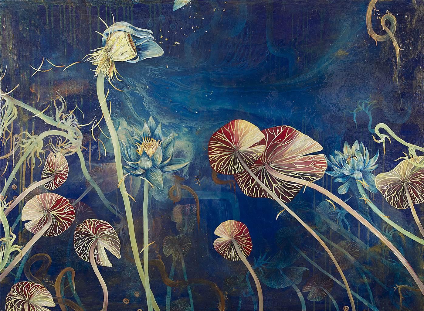 Vicky Talwar - Artist's Profile - Agora Gallery